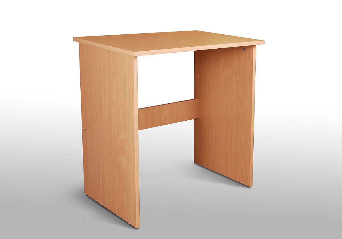 Schreibtisch computertisch tisch arbeitstisch vis buche for Computertisch in buche
