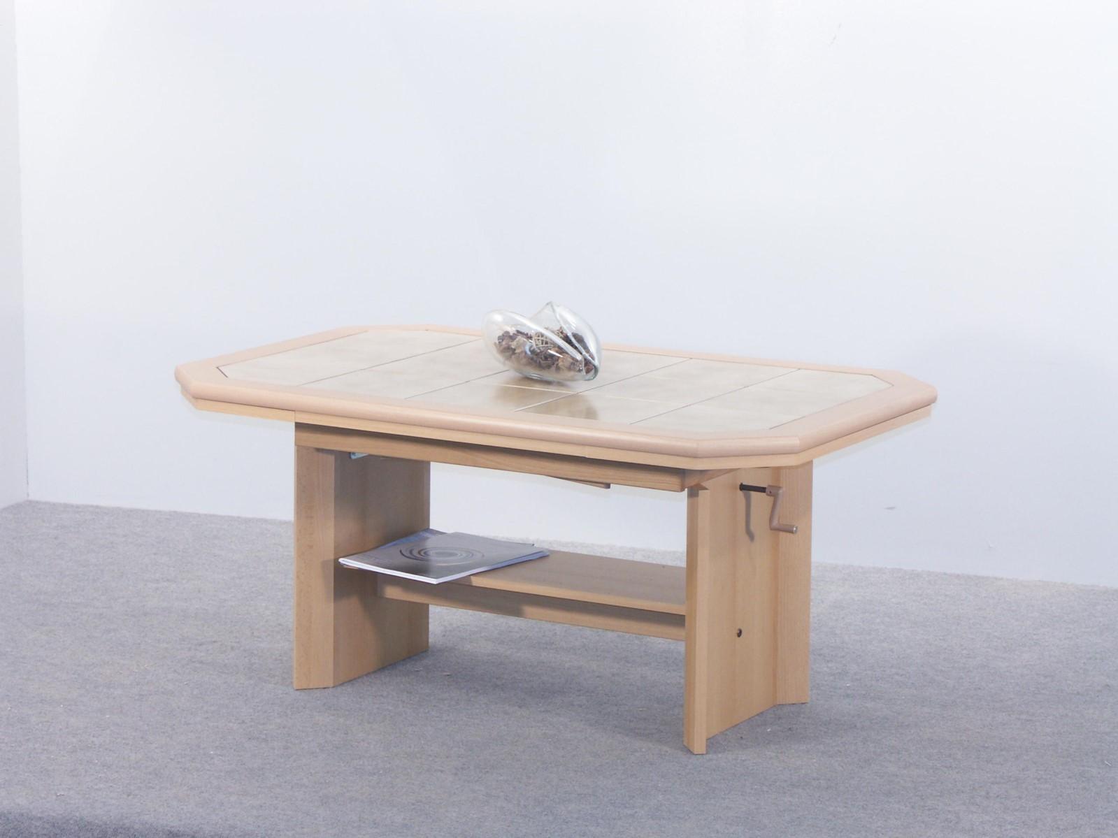 Couchtisch wohnzimmertisch andrea 60x60 cm sonoma eiche ebay for Couchtisch 60x60 eiche