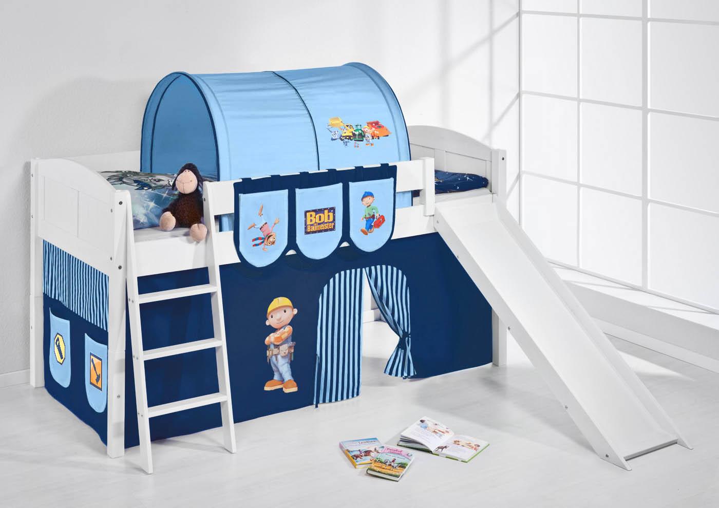 Tunnel frozen 1 f r hochbett spielbett und etagenbett ebay - Frozen vorhang hochbett ...