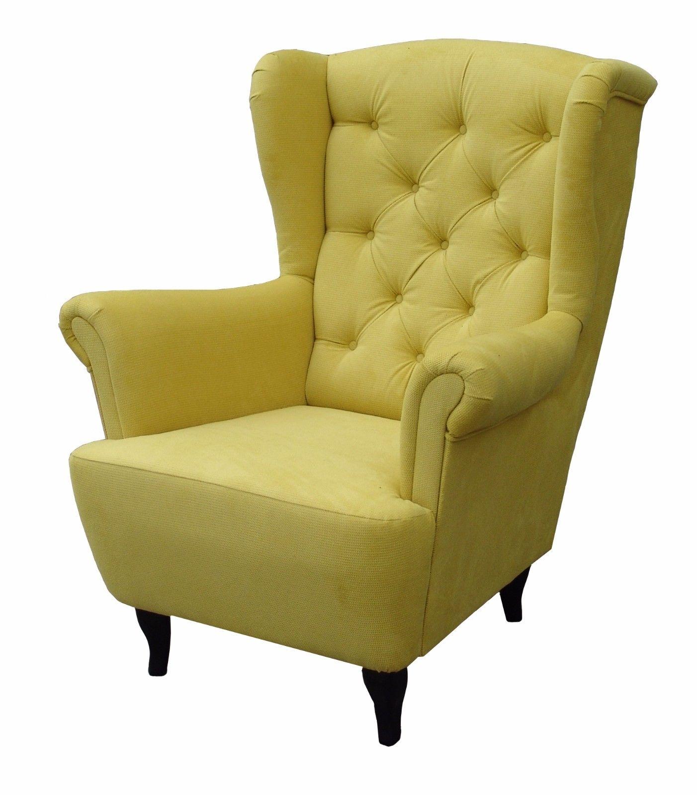 sessel ohrensessel wohnzimmersessel orlando webstoff. Black Bedroom Furniture Sets. Home Design Ideas